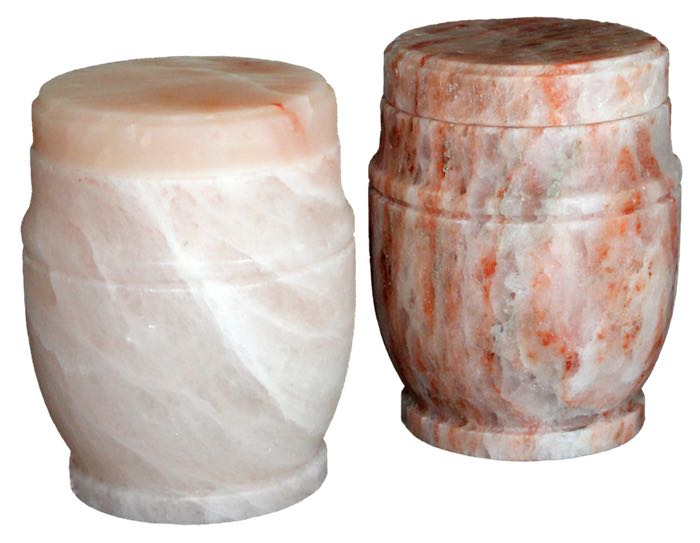 Himalayan Rock Salt Urn